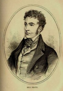 Fig. 3. Bill Neate (1791–1858). In Pugilistica, vol. 2 (1880).