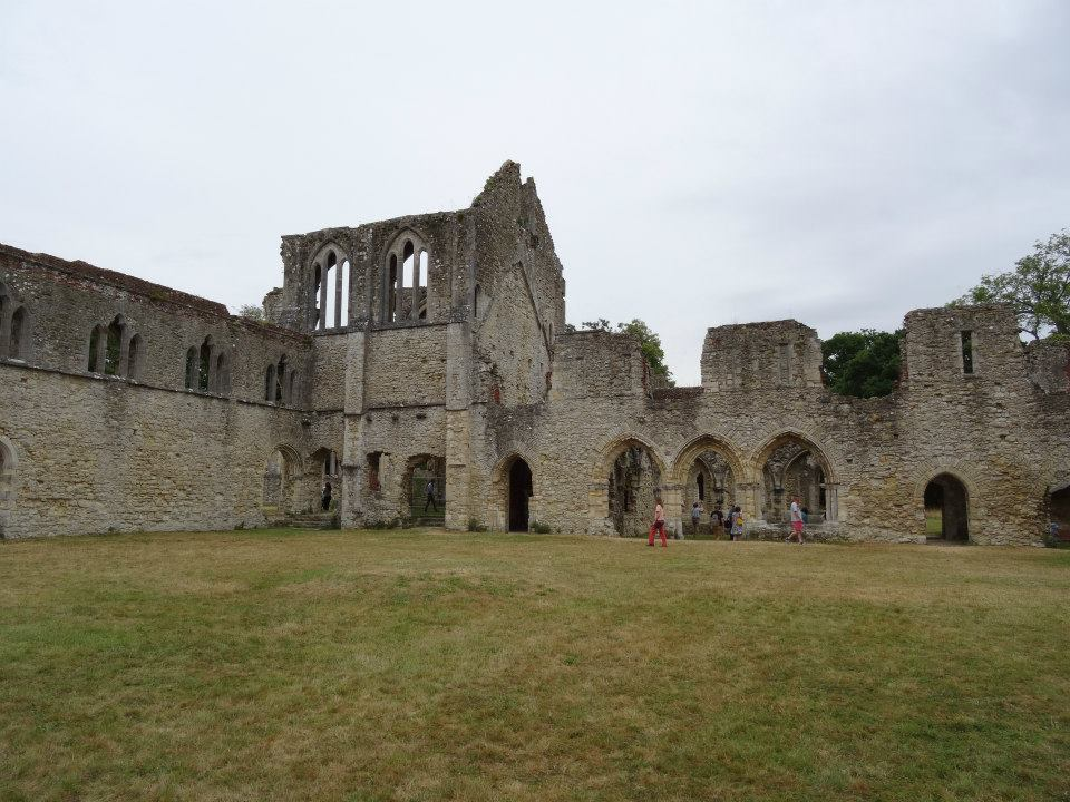 Netley Abbey (c) Anthony Mandal