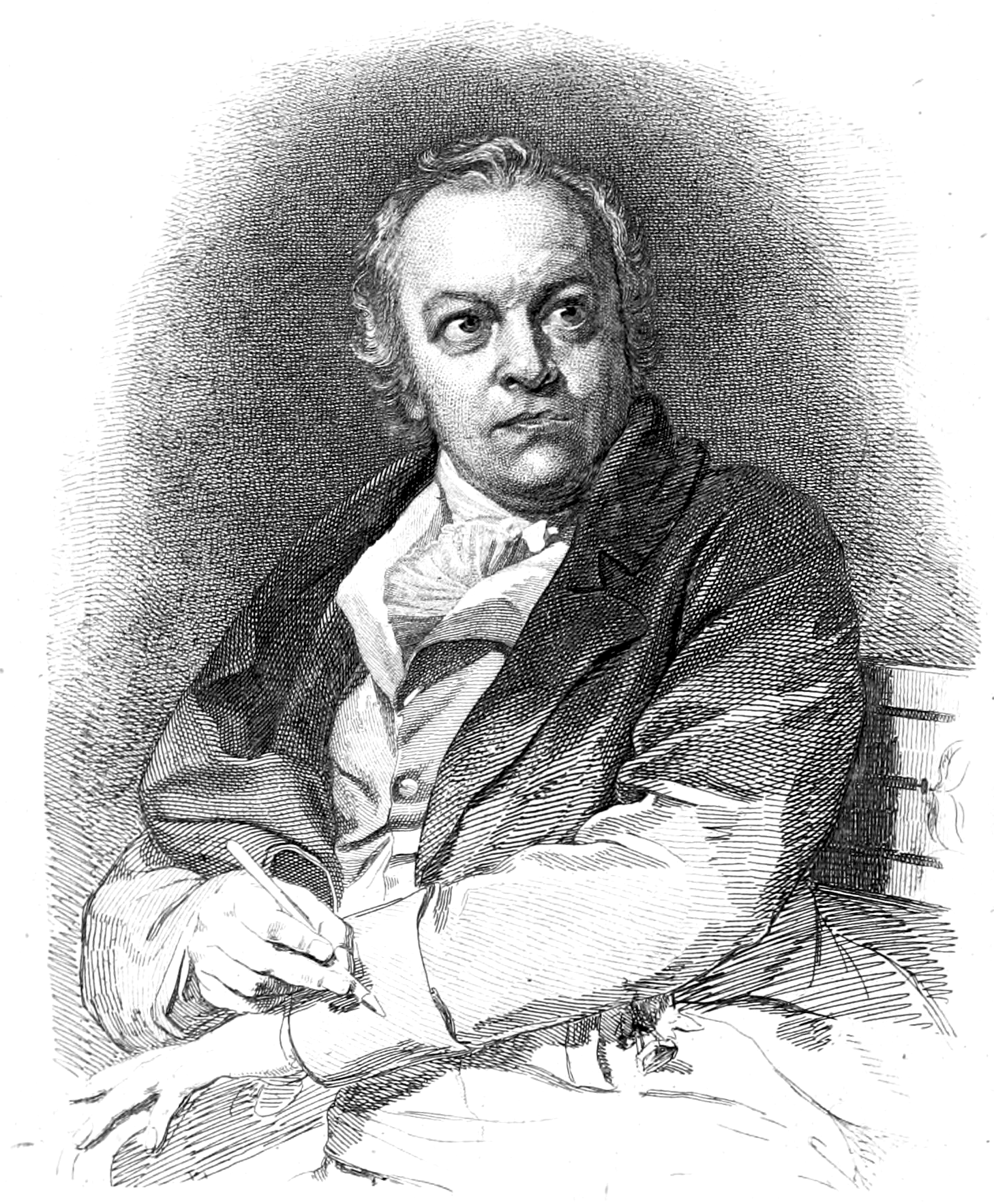 the life and works of william blake an english poet William blake was a 19th century writer and artist who is regarded as a seminal figure of the romantic age his writings have influenced countless writers and artists through the ages, and he has.